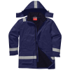 Огнестойкая антистатическая зимняя куртка FR59